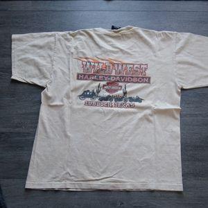 10/50 $ Harley-Davidson mens tshirt size M